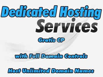 Affordably priced dedicated servers hosting packages